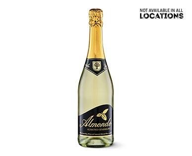 aldi almond wine