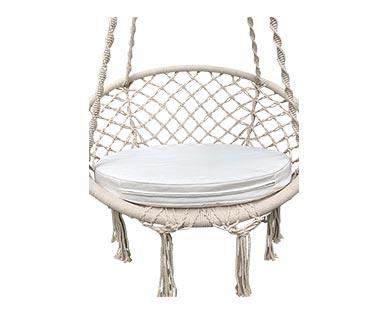 aldi boho hanging chair