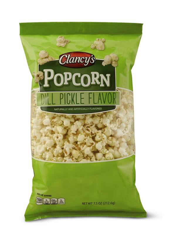 aldi dill pickle popcorn