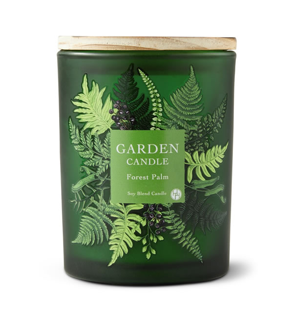 aldi may candles forest palm