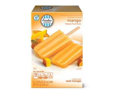 aldi mango fruit bars