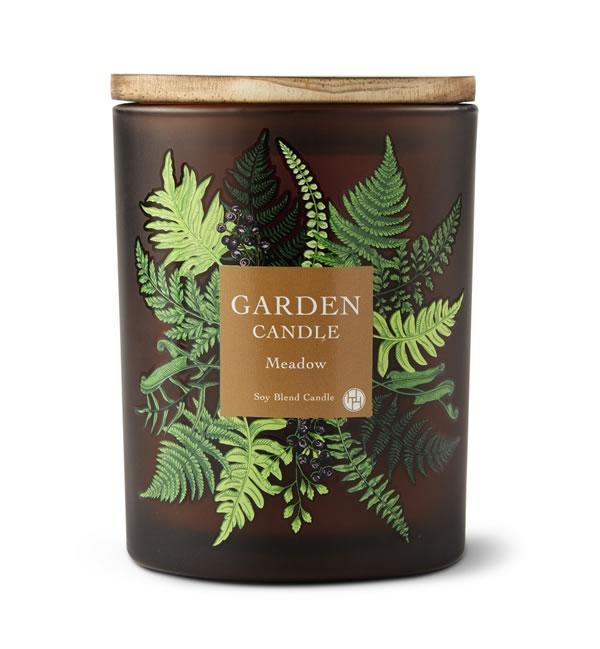 aldi meadow garden candle