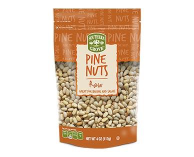 pine nuts at aldi