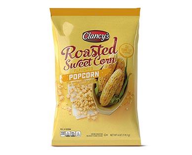 roasted sweet corn popcorn