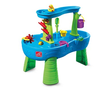 water table at aldi