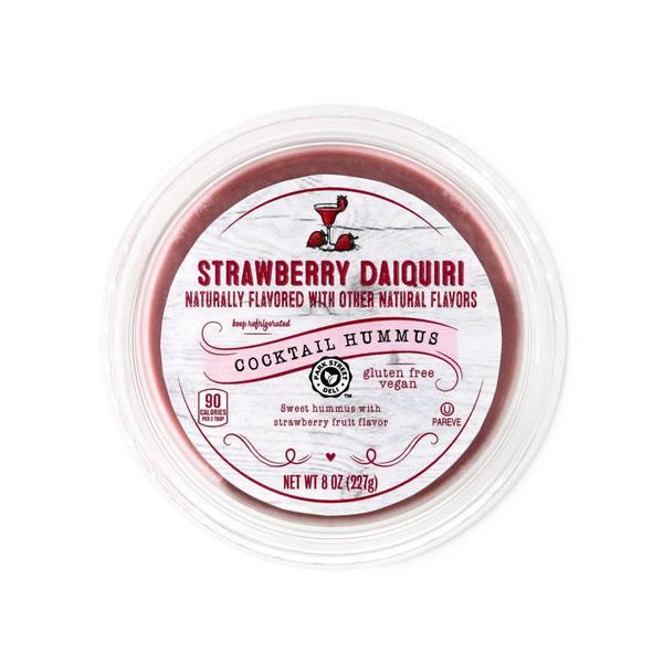 aldi strawberry daiquiri hummus