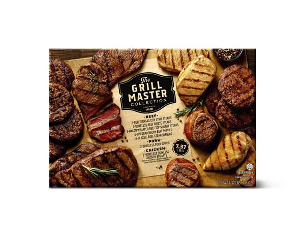 aldi grillmaster box