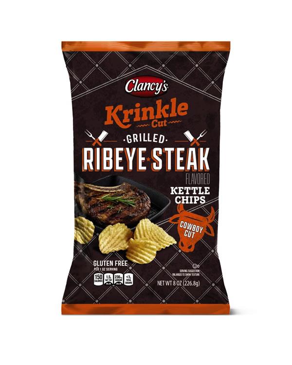 Aldi ribeye potato chips