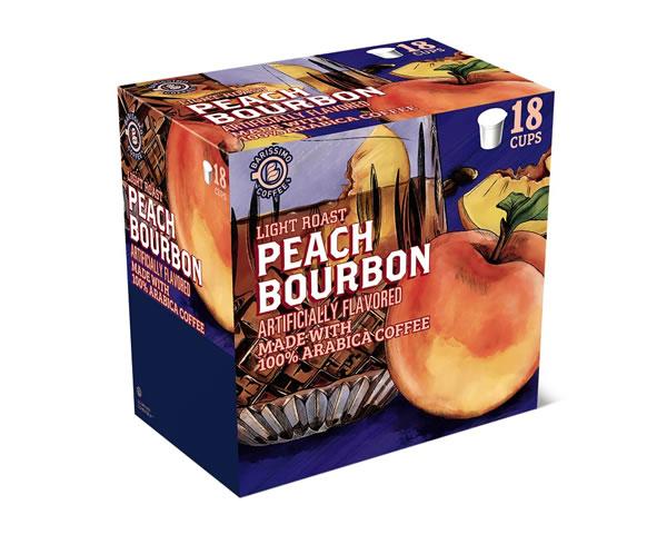 aldi peach bourbon kcups