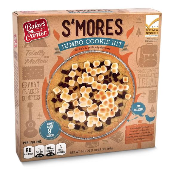 aldi s'mores cookie kit