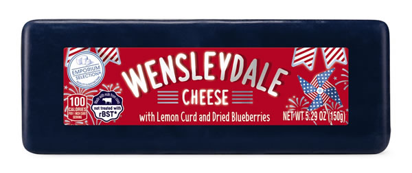 aldi 4th of july cheese collection