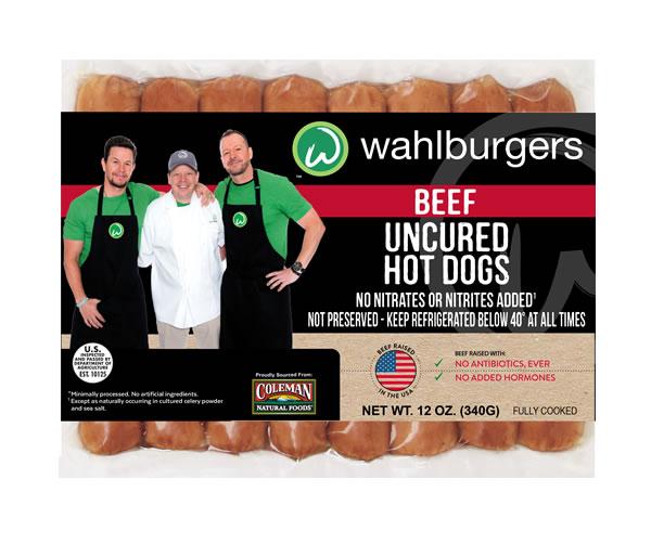 wahlburgers hotdogs