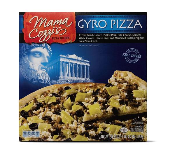 aldi gyro pizza