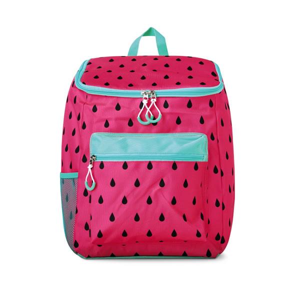 aldi watermelon backpack cooler