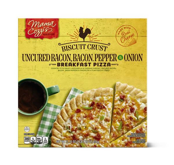 Mama Cozzi's Pizza Kitchen Biscuit Crust Pizza