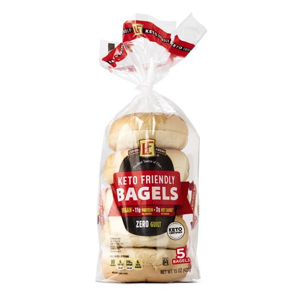 aldi keto-friendly bagels