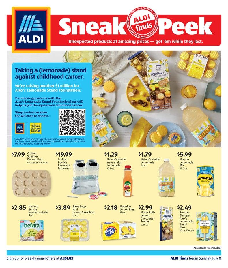 aldi ad july 14th 2021 page 1 of 4