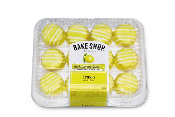 Bake Shop Mini Lemon Bites