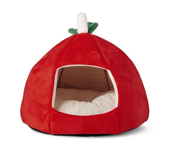 aldi apple pet bed