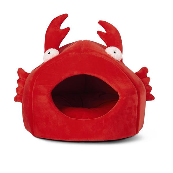 aldi crab pet bed