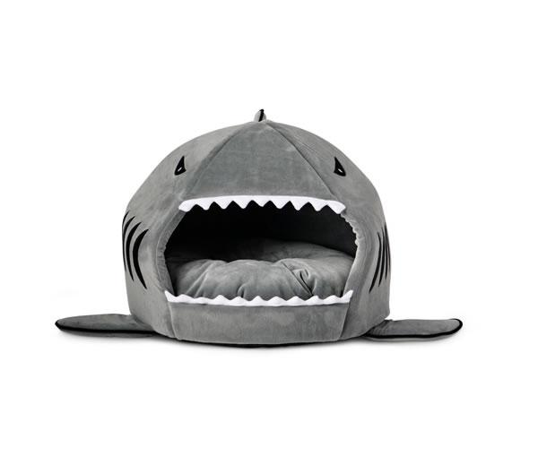 aldi shark pet bed