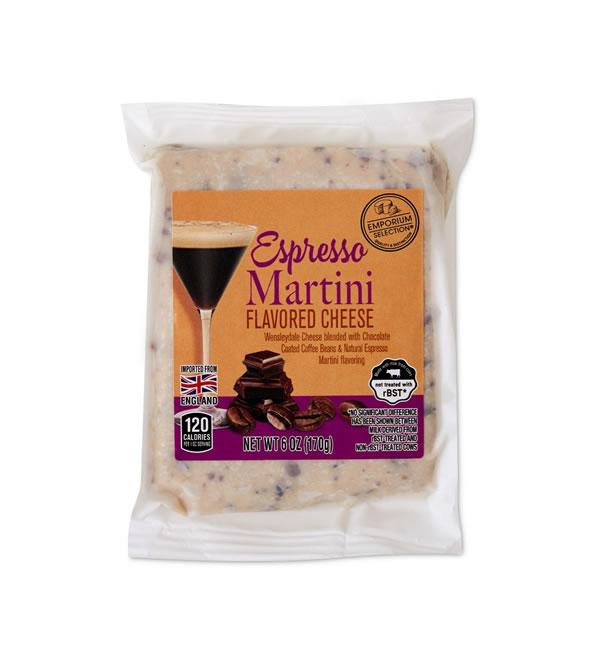 espresso martini cheese