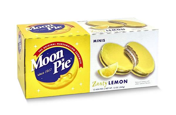 MoonPie Lemon Pies