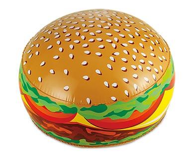 Aldi Burger Beach Ball