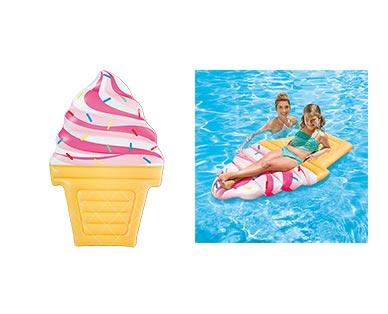 Aldi Vanilla Ice Cream Float