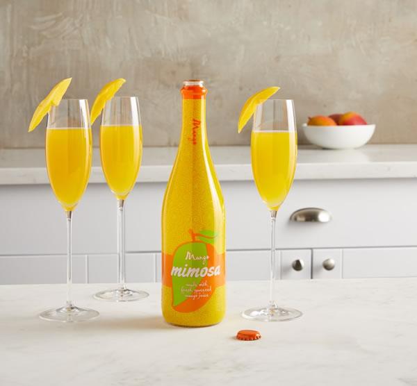 aldi mango mimosa