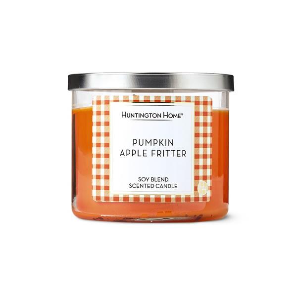 aldi pumpkin apple fritter candle