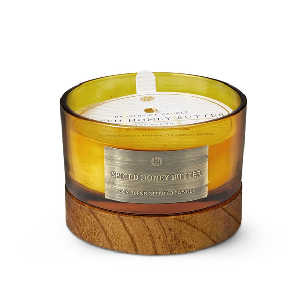 aldi spiced honey butter candle