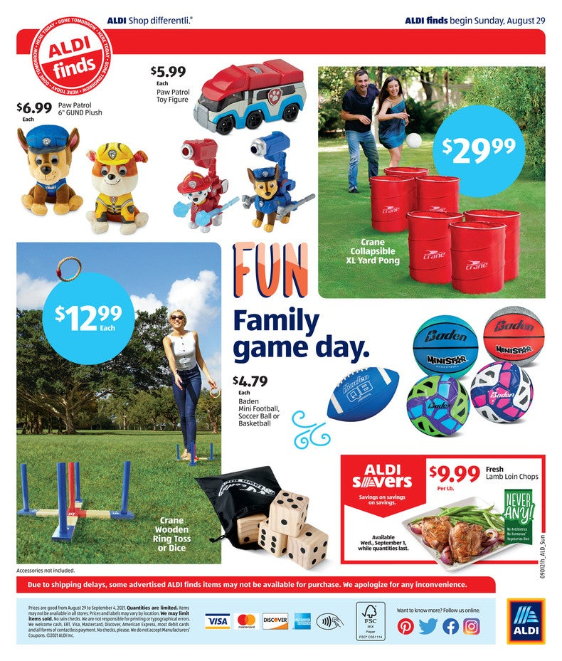 aldi ad september 1st 2021 page 2 of 2
