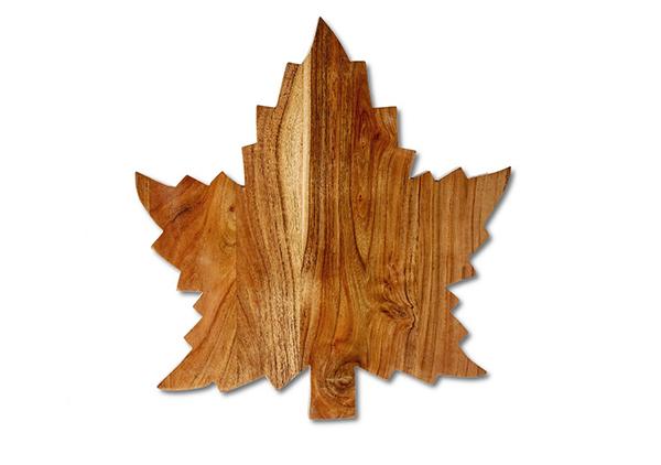 Aldi Maple Leaf Chopping Block