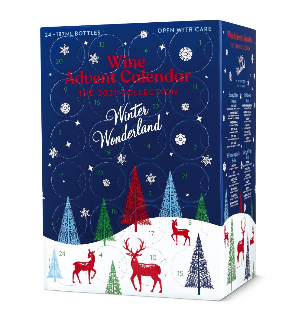 Wine Advent Calendar Aldi 2021