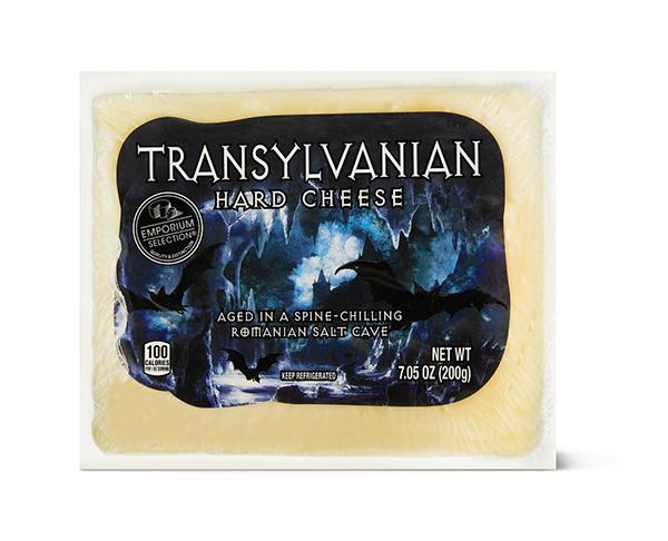 aldi Transylvanian Cave Cheese